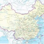 Printable Detailed Map Of China | Detailed Resources Map Of China   Printable Map Of China
