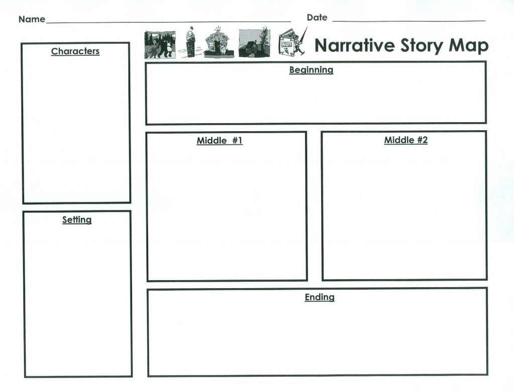 Printable Diagram Printable-Plot-Diagram-Template-6 Printable Plot - Printable Story Map