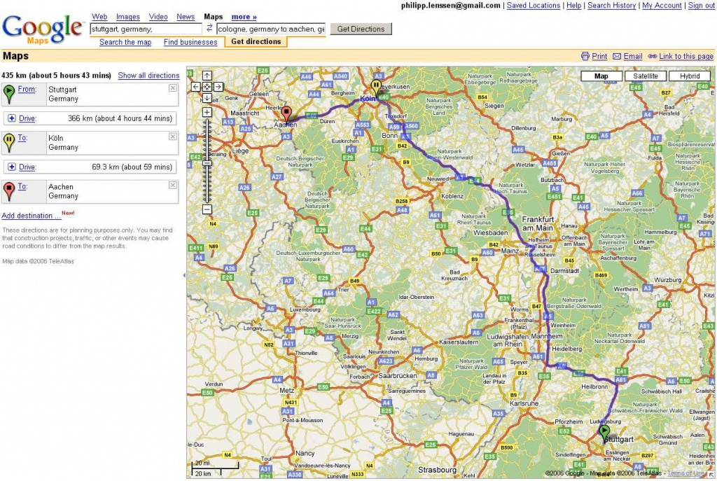 Printable Driving Maps - Capitalsource - Free Printable Driving Maps