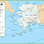 Printable Map Of Alaska And Travel Information | Download Free   Alaska State Map Printable