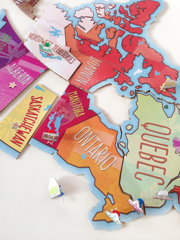 Printable Map Of Canada Puzzle   Play   Cbc Parents - Canada Map Puzzle Printable
