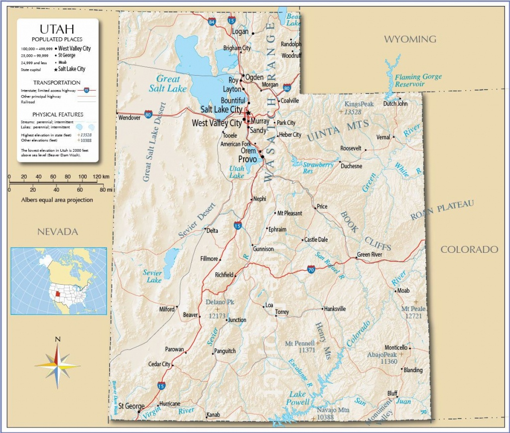 Printable Map Of Colorado Cities And Travel Information   Download - Printable Map Of Colorado Cities