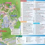 Printable Map Of Disney World Magic Kingdom | Travel Maps And Major   Disney World Map 2017 Printable