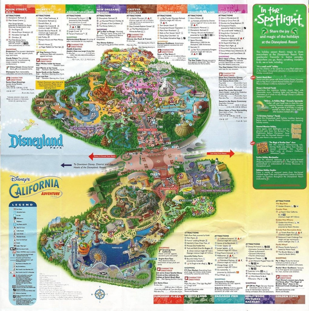 Printable Map Of Disneyland Paris Park Hotels And Surrounding Area Pdf - Printable Disneyland Paris Map 2018