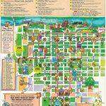 Printable Map Of Historic Savannah | Reasons Why Savannah Is The   Printable Map Of Savannah Ga