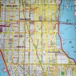 Printable Map Of Manhattan Nyc: New York City Manhattan Street Map - Printable Street Map Of Manhattan