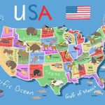Printable Map Of Usa For Kids | Its's A Jungle In Here!: July 2012   Printable State Maps For Kids