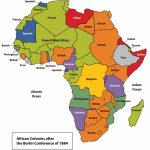 Printable Political Map Of Africa Perfect Blank Southwest Asia   Printable Political Map Of Africa