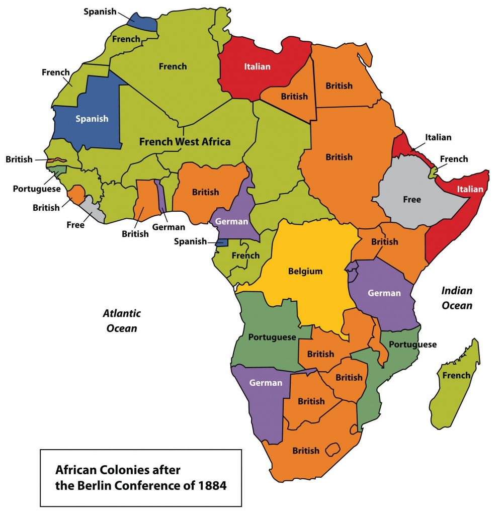 Printable Political Map Of Africa Perfect Blank Southwest Asia - Printable Political Map Of Africa