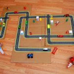 Printable Roads For Kids' Toy Cars | So Here's My Life   Printable Road Maps For Kids