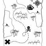 Printable Treasure Map Kids Activity   Neverland Map Printable