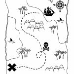 Printable Treasure Map Kids Activity | Printables | Pirate Maps   Children's Treasure Map Printable