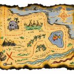 Printable Treasure Maps For Kids | Kidding Around | Treasure Maps   Children's Treasure Map Printable