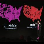 Projected End Of 2017 Coverage Map : Tmobile   T Mobile Coverage Map Texas