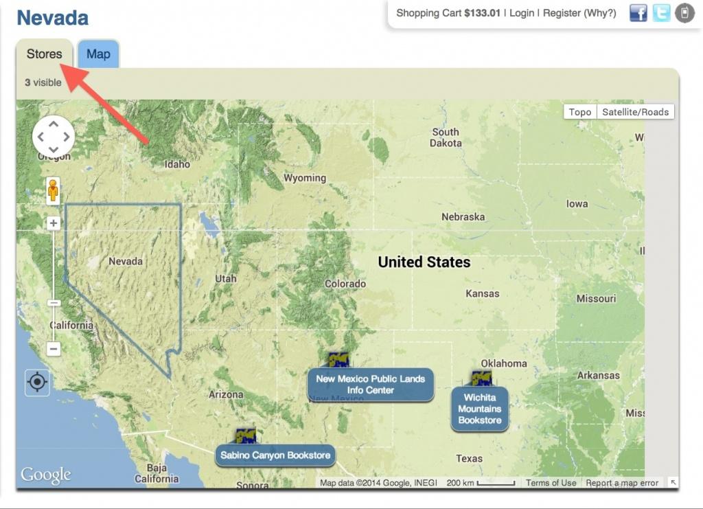 Publiclands | Colorado - Texas Public Hunting Land Map