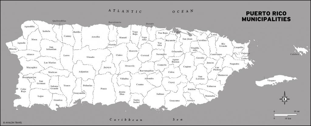 Puerto Rico   Education   Puerto Rico Map, Puerto Rico, Map - Printable Map Of Puerto Rico For Kids