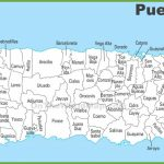 Puerto Rico Maps | Maps Of Puerto Rico   Printable Map Of Puerto Rico