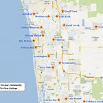 Quail West Real Estate For Sale   Map Of Bonita Springs And Naples Florida