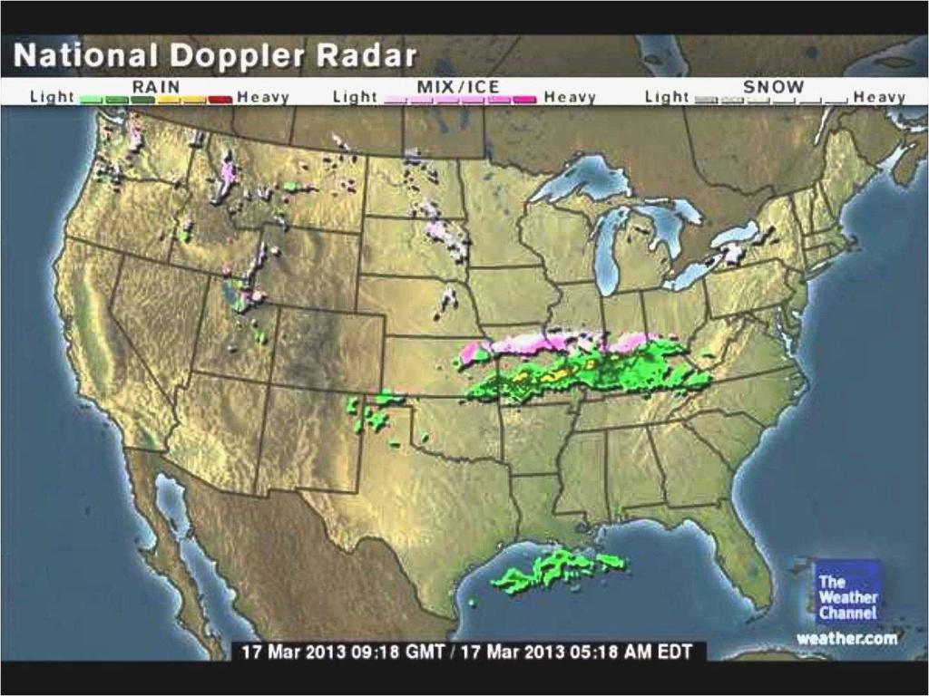 Radar Map Of Ohio | Secretmuseum - Texas Radar Map