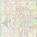 Raleigh Downtown Map   Printable Map Of Downtown Raleigh Nc