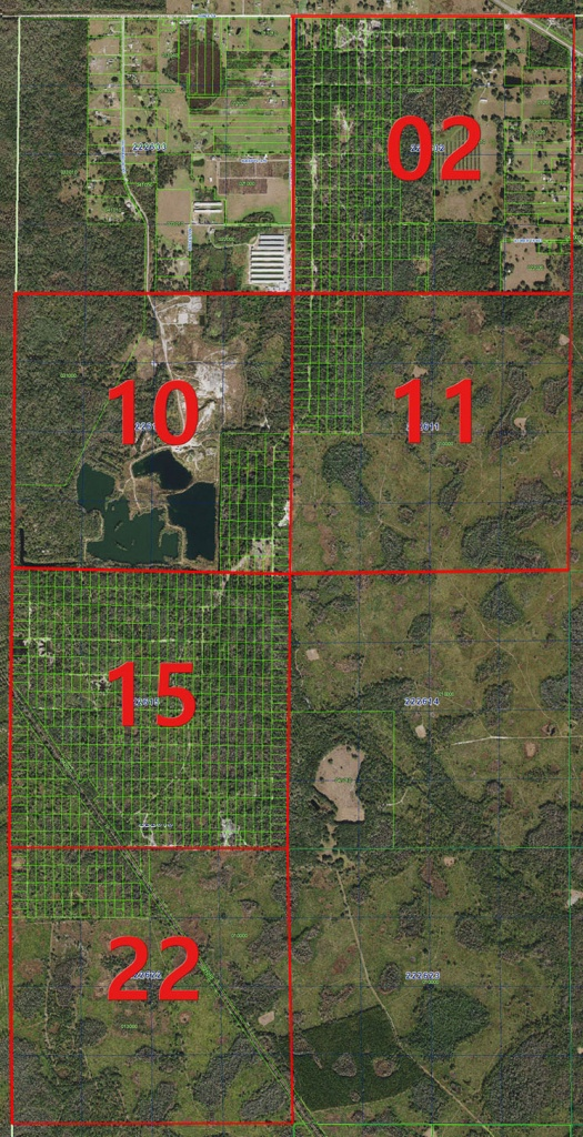 Rancho Bonito - Polk County - Florida - Property Search - Polk County Florida Parcel Map