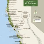 Redwood Parks Day Passes 'sold Out' (2015) | Save The Redwoods League   Where Is The Redwood Forest In California On A Map
