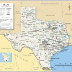 Reference Maps Of Texas, Usa   Nations Online Project   Map Of Texas Coastline Cities