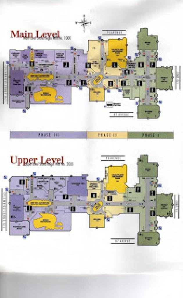 Retail Addiction Blog: West Edmonton Mall Directory, 1998 - West Edmonton Mall Map Printable