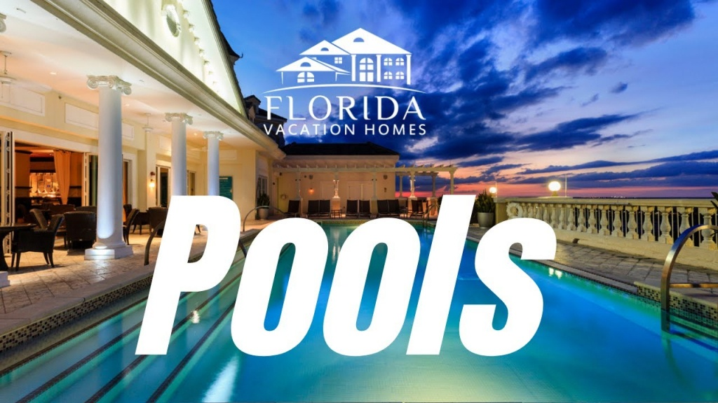 Reunion Resort Water Park And Pools | Florida Vacation Homes - Youtube - Map Of Reunion Resort Florida