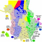 Rfc1394 Usa Canada Time Zone Map 1 Las Vegas 3 Or   Theworkhub   Canada Time Zone Map Printable