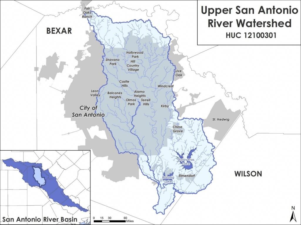 Risk Map - Texas Flood Map