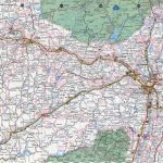 Road Map Of Nys And Travel Information | Download Free Road Map Of Nys   Road Map Of New York State Printable