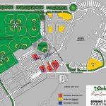 Roger Dean Chevrolet Stadium | Miami Marlins - Map Of Spring Training Sites In Florida