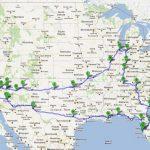 Route 66 Map Wallpaper   Wallpapersafari   Printable Route 66 Map
