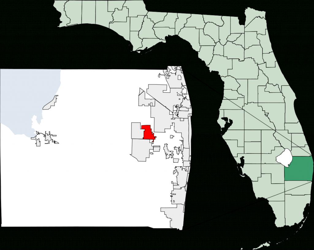 Royal Palm Beach, Florida - Wikipedia - Citrus Cove Florida Map