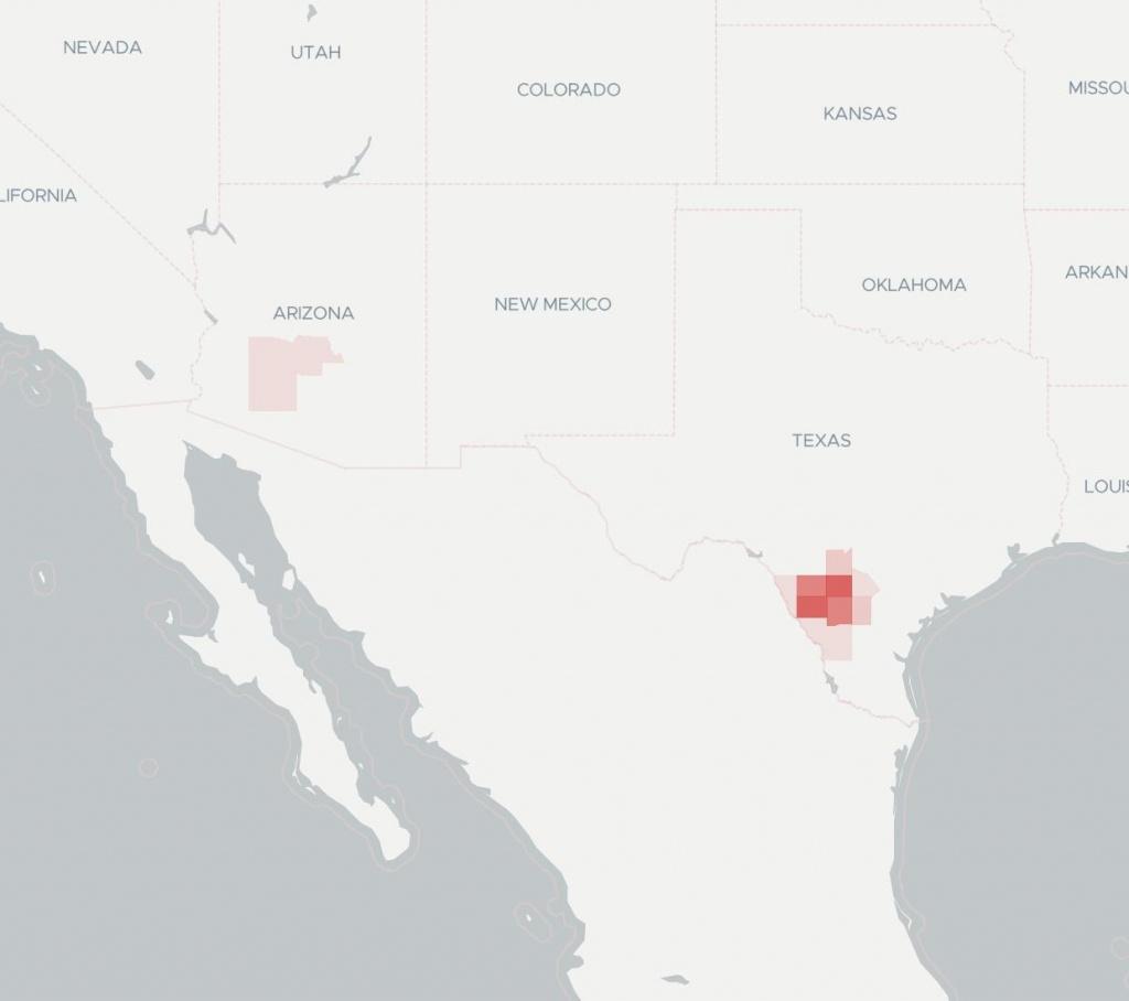 Rural Texas Broadband | Internet Provider | Broadbandnow - Texas Broadband Map