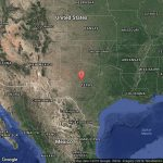 Rv Parks Near Luckenbach, Texas | Usa Today - Luckenbach Texas Map