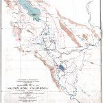 Salton Sink California Map   Rise Of The Salton Sea   Salton Sea California Map