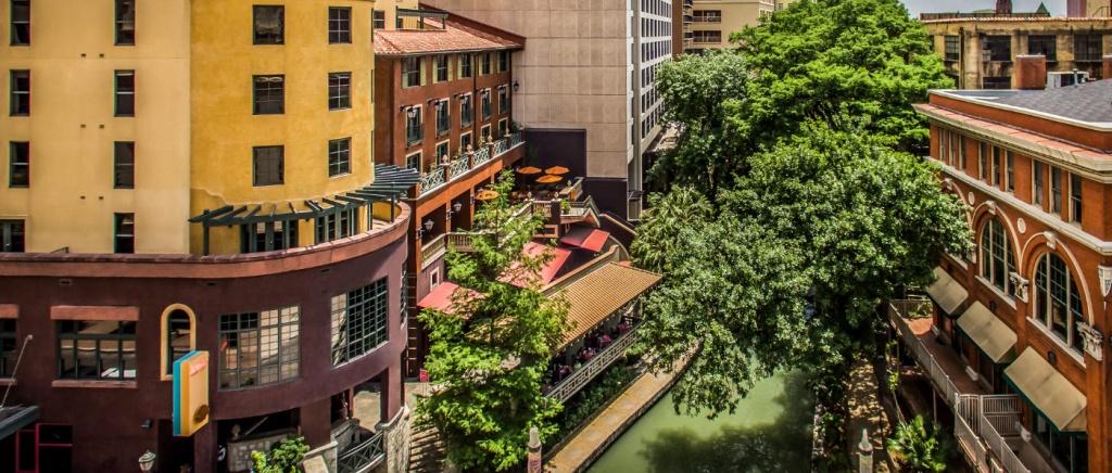 San Antonio Riverwalk Hotels   Hotel Valencia Riverwalk For Boutique - Map Of Hotels Near Riverwalk In San Antonio Texas