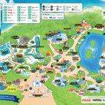 San Antonio Seaworld Map   Sea World Florida Map