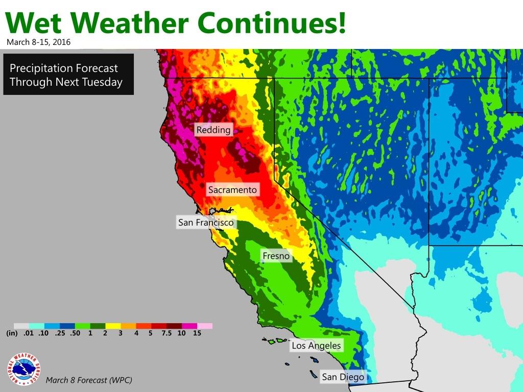 San Diego California Weather Map – Map Of Usa District - Northern California Radar Map