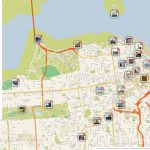 San Francisco Printable Tourist Map | Sygic Travel   San Francisco Tourist Map Printable