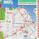 San Francisco Tour Map   City Sightseing   Printable Map Of San Francisco Tourist Attractions