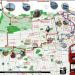 San Francisco Tourist Map Printable And Travel Information   Printable Map Of San Francisco Tourist Attractions