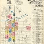 Sanborn Maps Of Texas   Perry Castañeda Map Collection   Ut Library   Map Of Waco Texas And Surrounding Area