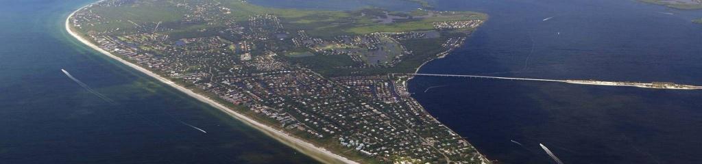 Sanibel Island Directions - Sanibel Island Map - Captiva Island Map - Sanibel Beach Florida Map