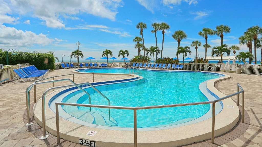 Sarasota Hotels   Sarasota Surf And Racquet Club Siesta Key Resort - Map Of Hotels In Sarasota Florida