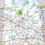 Saskatchewan Highway Map   Printable Alberta Road Map
