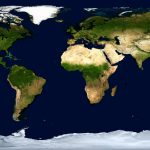 Satellite Image Maps And Posters   Free Printable Satellite Maps