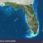 Satellite View Miami Map Florida Photos & Satellite View Miami Map   Satellite Map Of Florida
